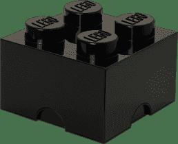 LEGO® Úložný box veľkosť 3 čierna
