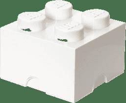 LEGO® Úložný box velikost 3 bílá