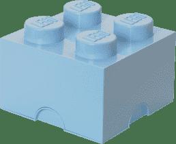 LEGO® Úložný box velikost 3 světle modrá