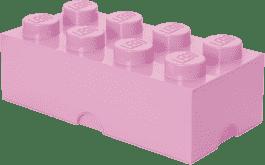 LEGO® Úložný box velikost 4 světle růžová