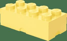 LEGO® Úložný box veľkosť 4 svetlo žltá