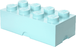 LEGO® Úložný box velikost 4 aqua