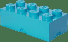 LEGO® Box do przechowywania rozmiar 4 lazurowy