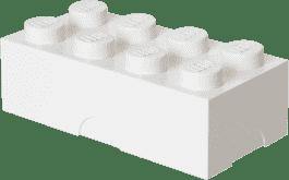 LEGO® Box na svačinu, bílá