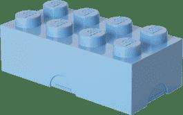 LEGO® Box na svačinu, světle modrá
