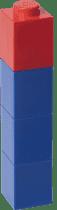 LEGO® Láhev napití čtvercová, modrá