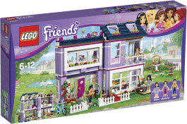 LEGO® FRIENDS Emmin dom