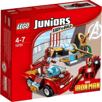 LEGO® Juniors Iron Man vs. Loki