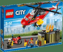 LEGO® City Fire Helikopter strażacki