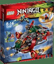 LEGO® Ninjago Ronin R.E.X.