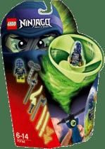 LEGO® Ninjago Wraythův letoun Airjitzu