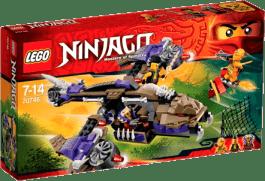LEGO® Ninjago Útok Condraiovy helikoptéry