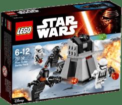 LEGO® Star Wars TM Confidential Battle pack Episode 7 Villains
