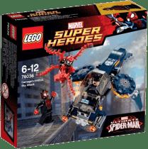LEGO® Super Heroes Atak Carnage'a na pojazd S.H.I.E.L.D.