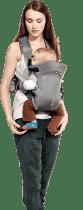 MUTSY Nosítko Carry Me – Grey