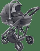CAM PULSAR Nafukovacie kolesá – Tmavo šedá