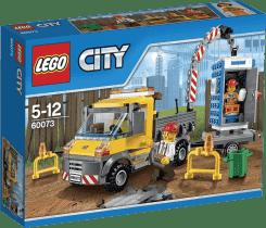 LEGO® City Demolition Servisné truck