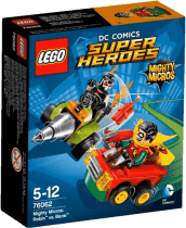 LEGO® Super Heroes Mighty Micros: Robin vs. Bane