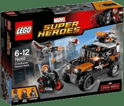 LEGO® Super Heroes Confidential Captain America Movie 1