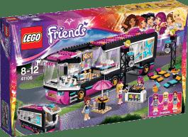 LEGO® Friends Wóz koncertowy gwiazdy Pop