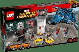 LEGO® Super Heroes Confidential Captain America Movie 2