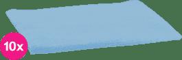 SCAMP Plienky bavlnené svetlo modré 10ks