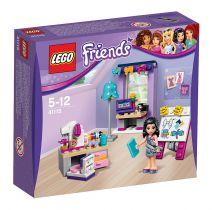 LEGO® Friends Emma a jej tvorivé dielňa