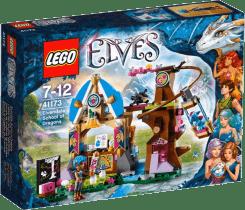 LEGO® Elves Szkoła Smoków w Elvendale