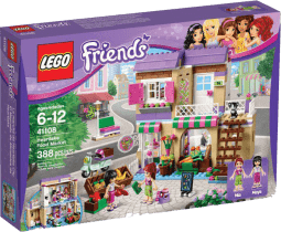 LEGO® Friends Targ warzywny w Heartlake