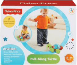 FISHER-PRICE Żółwik