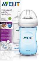 AVENT Láhev 260 ml Natural PP -  modrá