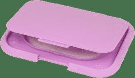 BITATTO uzáver na vlhčené obrúsky - fialová