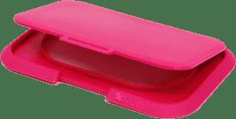 BITATTO Zamkniecie z klapką na wilgotne chusteczki - różowe