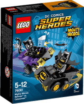 LEGO® Super Heroes Mighty Micros: Batman™ vs. Catwoman
