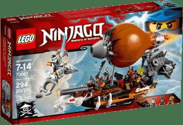 LEGO® Ninjago Piracki sterowiec