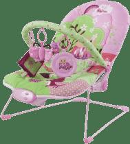 SUN BABY Dziecięcy leżaczek – Pink heart