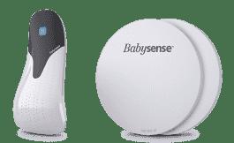 BABYSENSE 5 - se dvěma senzorovými podložkami