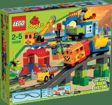 LEGO® DUPLO® Pociąg deluxe
