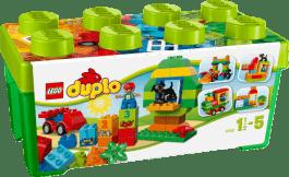 LEGO® DUPLO® Box plný zábavy