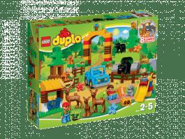LEGO® DUPLO® Leśny Park