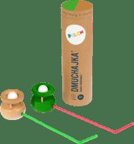 PILCH Dmuchajka, 2 szt., kolor zielony i naturalny