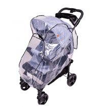ADEX Pokrowiec przeciwdeszczowy na wózek sportowy