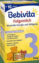 BEBIVITA 3 (500g) - dojčenské mlieko