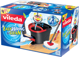 VILEDA Mop a vedro, Easy wring and Clean