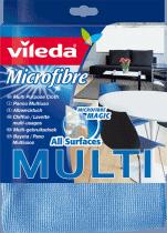 Vileda multifunkcyjna ściereczka z mikrofibry (1 szt.)
