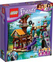 LEGO® Friends Dobrodružný tábor - dom na strome