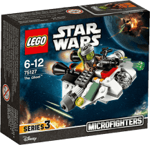 LEGO® Star Wars TM The Ghost ™ (Loď Ghost)