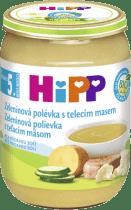 HIPP BIO Zeleninová polievka s teľacím mäsom 190g
