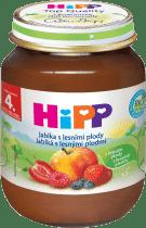 HIPP jablkový s lesními plody (125 g) - ovocný příkrm