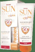 SUNPROTECT Swiss KIDS F50+ mleczko 250ml + Pant. 50Ml gratis